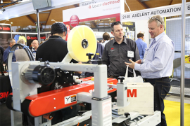 Book your stand at Advanced Manufacturing Expo