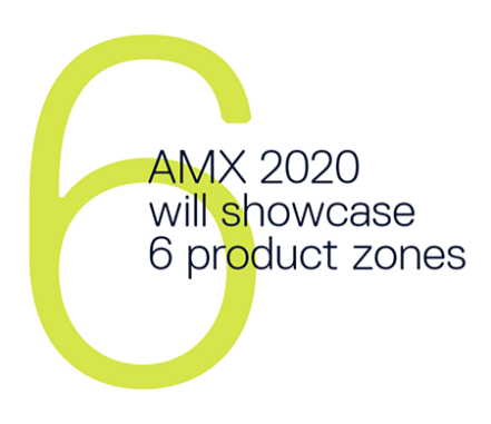 Six Product Zones at Advanced Manufacturing Expo